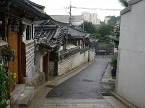 情緒溢れる美しい地域『北村韓屋村』