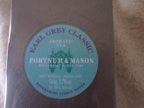 王室御用達の上品なパッケージが素敵な紅茶