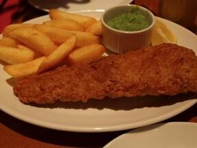 ロンドン名物といえばコレ!『フィッシュ&チップス』