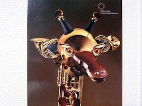 楽しくて軽い!フィルハーモニーのポストカード