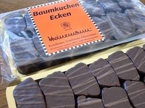 チョコレートの名店が生み出す魅惑のバウムクーヘン