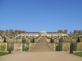 ベルリンから気軽に行けるポツダム観光