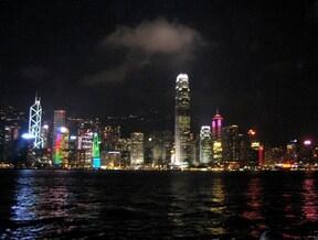 忘れられない絶景!「香港100万ドルの夜景」