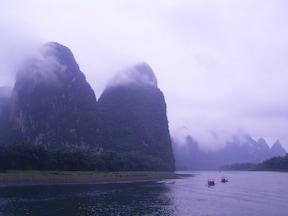 2千年の時が作りだした絶景『桂林・漓江』