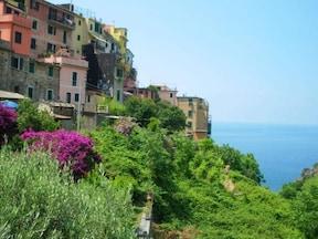 イタリアの要塞都市『チンクエテッレ』の5つの集落