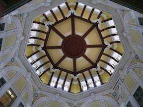 東京駅のドームも見ごたえあり!