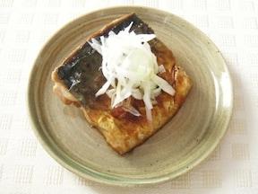 山椒香る鯖の豆板醤ソテー