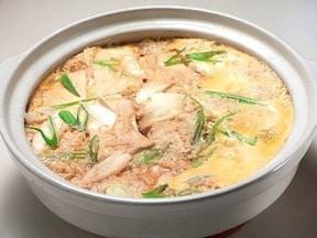 ボリュームのある節約レシピ! 親子鍋は安くて簡単