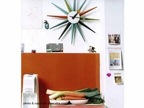 2位 George Nelson Clocks