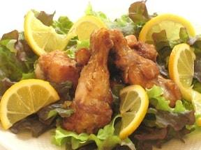 ダイエット中でも安心、鶏の唐揚げがわずか158Kcal!