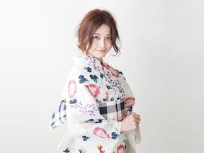 ロング・ミディアム・ショートに似合う、浴衣ヘアアレンジ&髪型