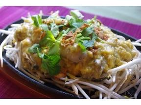 牡蠣好きにおくる! ぷりっぷりタイ風「牡蠣の卵とじ」