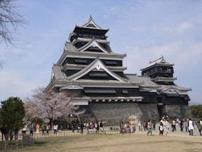 九州一の規模を誇る熊本城