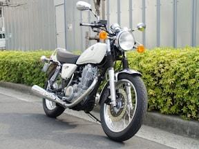 30年以上変わらない希少な一台 「ヤマハ SR400」