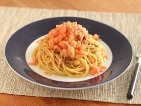 新感覚!シャリシャリ冷製トマトパスタ