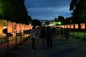 鶴岡八幡宮 ぼんぼり祭り(2018年は8月6日~9日)