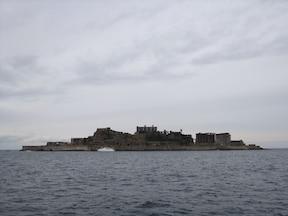 端島/軍艦島(長崎県)