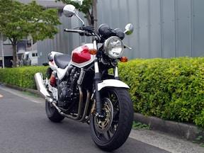 「教習所でもお世話になるオートバイ」CB400SF