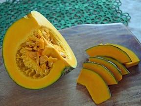 かぼちゃの美味しい保存方法