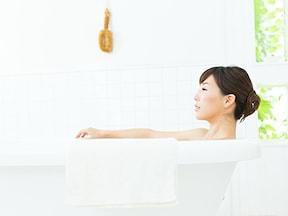 重曹入浴剤で冷え性も改善!