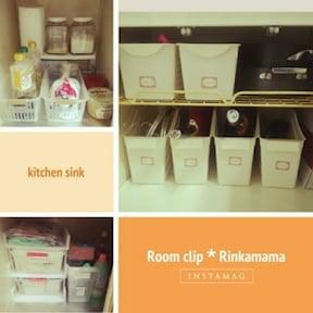 【その5】散らかるキッチンをスッキリできる収納実例 10選