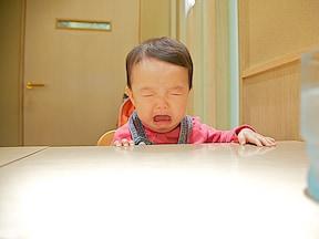 「かんしゃくを起こしやすい子」ほど親からの安心感を求めている