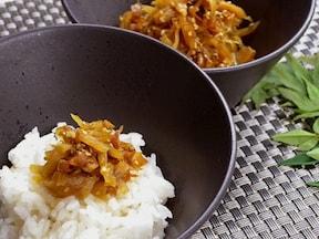 ご飯にぴったり!生姜の佃煮