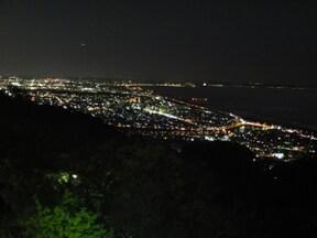 夜景スポットならここ!湘南平