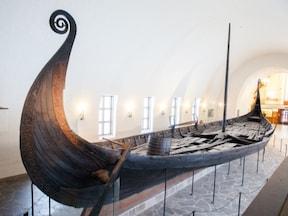 かつて海賊が乗っていた巨大船