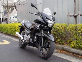 スズキ GSR250F