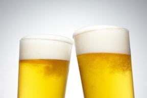 好みじゃない低カロリー発泡酒を飲むより、潔くビールを飲む!