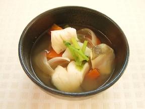 白身魚と根菜の和風ポトフ