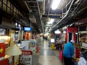 時間が止まったような「浅草地下商店街」