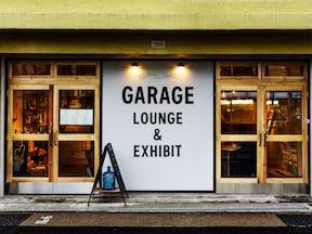 おしゃれな空間を満喫「gift_lab GARAGE」