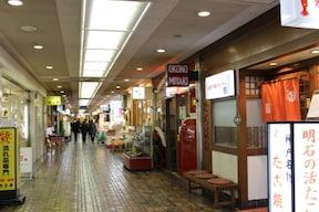 地元住民に愛される「神戸三宮センター街」
