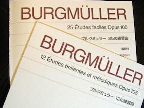なぜブルグミュラーの練習曲は人気?