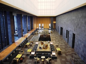 「アマン東京」は2014年12月に先行オープン