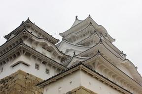 世界遺産に登録されている日本一の名城姫路城