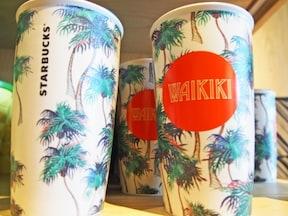 WAIKIKIのトロピカルタンブラー/ハワイ