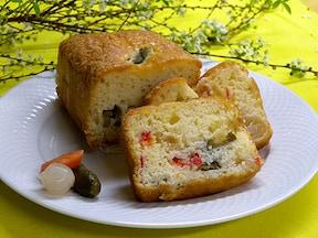 バター不使用! 甘酸っぱいピクルスケーキ