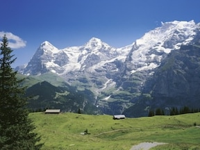 アルプス(スイス)-私を愛したスパイ
