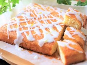 初心者でも簡単!爽やかレモンケーキ