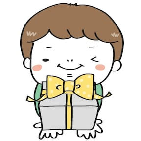 誕生日のイラスト&グリーティングカード集