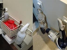 収納場所は使いやすいところに作る