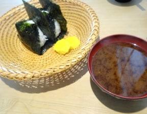 おにぎり浅草宿六(浅草)