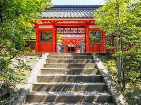 兼六園のすぐ近く、金澤神社も忘れずに