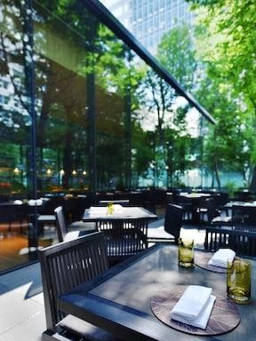 アマンリゾーツ初のカフェが「アマン東京」に出現