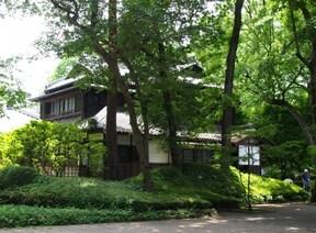 「江戸東京たてもの園」を歩く