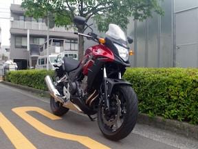 数少ない400ccのアドベンチャーモデル「ホンダ 400X」