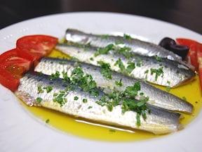 タパス! さっぱりおいしい魚のレシピ